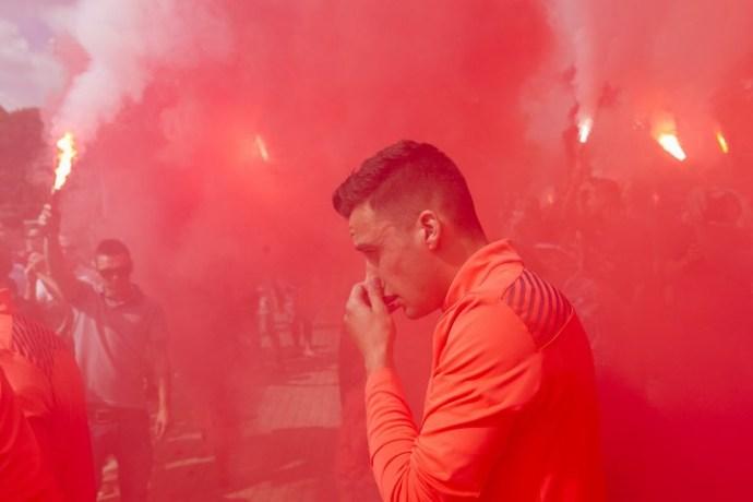 PSV training pyro
