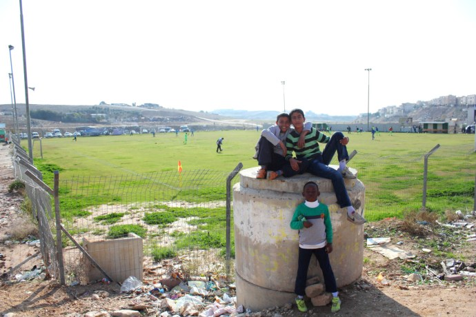 Shabab Rahat tegen Beitar Ma'ale Edomim