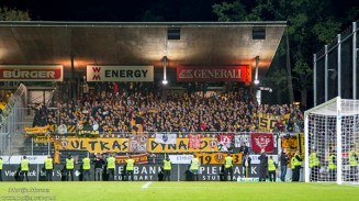 Een uitoverwinning voor Dynamo Dresden