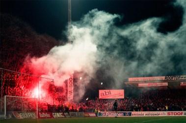 Het Avondje NAC werd 40 jaar geleden geboren, toen de club uit Breda een lichtinstallatie in gebruik nam