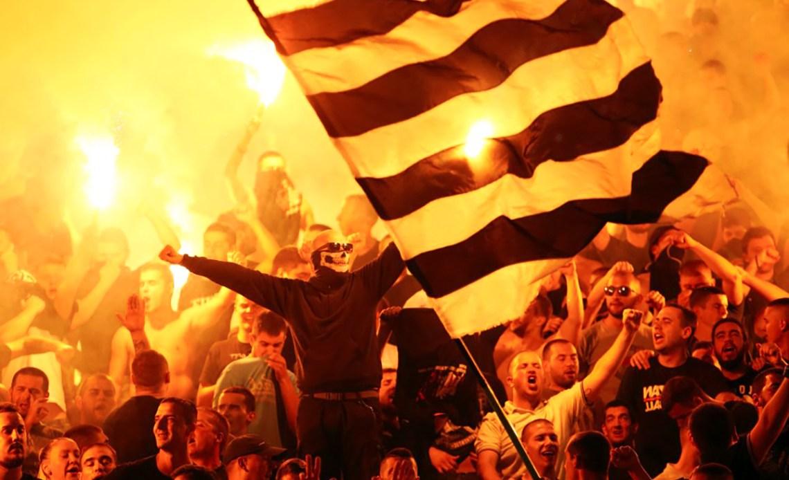 Partizan Belgrado - Rode Ster Belgrado