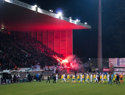 Zwanze Derby tussen RWDM en Royale Union Saint-Gilloise