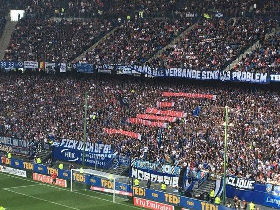 HSV Bron: Twitter/@RasmusGodau
