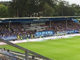 SV Darmstadt Bron: Twitter/@istbraunweiss