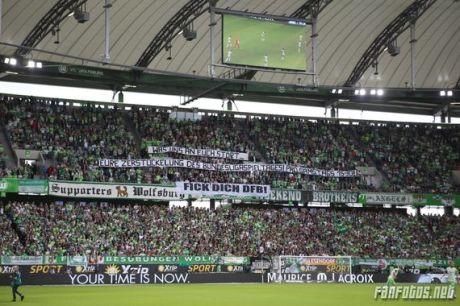 Wolfsburg Bron: fanfotos.de