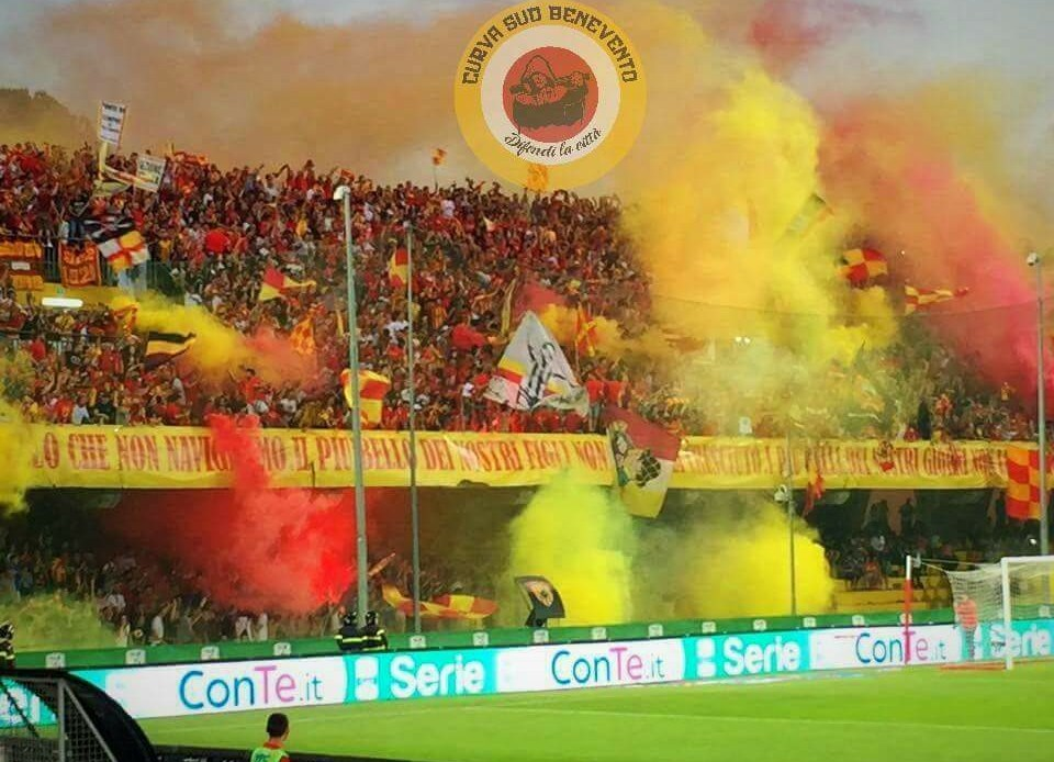 Benevento ultras
