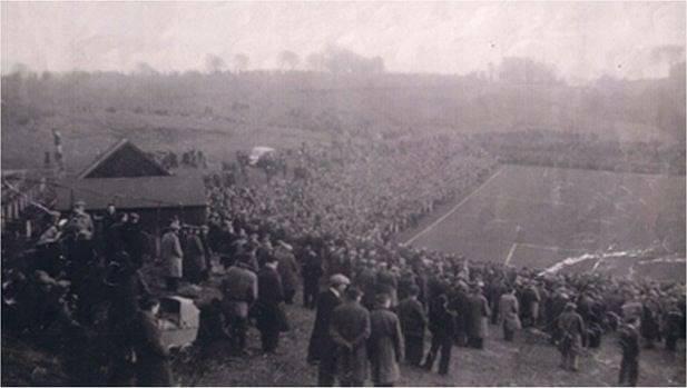 Old school football