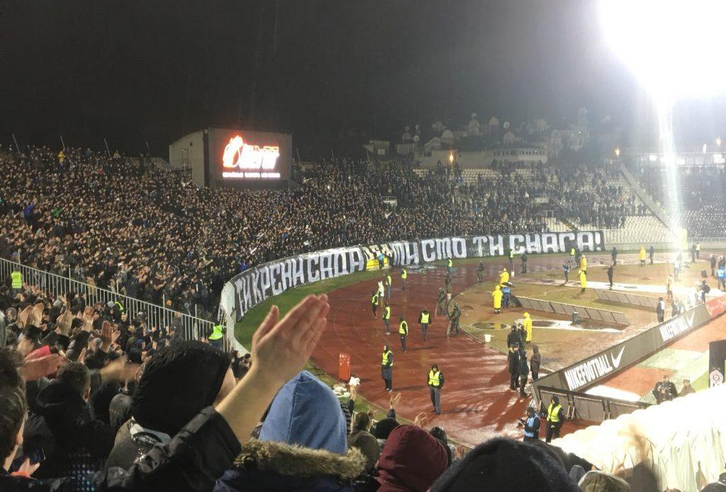 Belgrado Derby