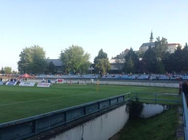 Het stadion in 2017