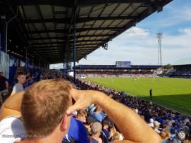 Uiteindelijk wonm Portsmouth met 1-0 van Luton