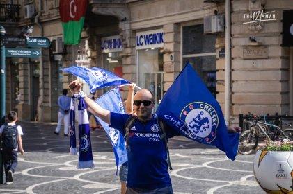 Vooral Russische Chelsea toeristen
