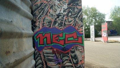 InDeHekken_NEC_Graffiti