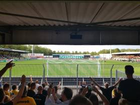 FC Dordrecht_Spandoek
