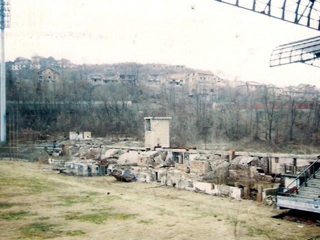 In de Hekken - Stadion Grbavica
