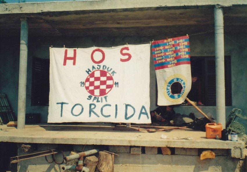 In de Hekken - Torcida Split