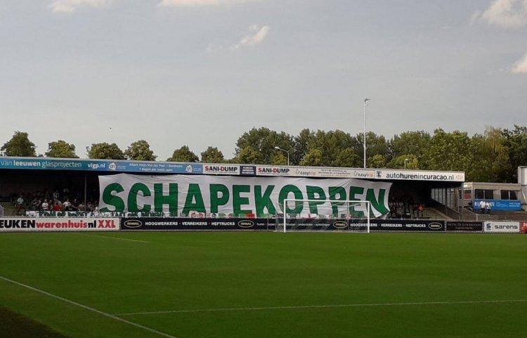 FC Dordrecht_Schapekoppen