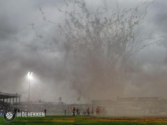 In de Hekken - Katwijk Derby