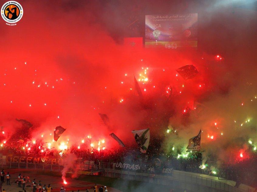 Raja Club Athletic de Casablanca - Wydad Athletic Club 1