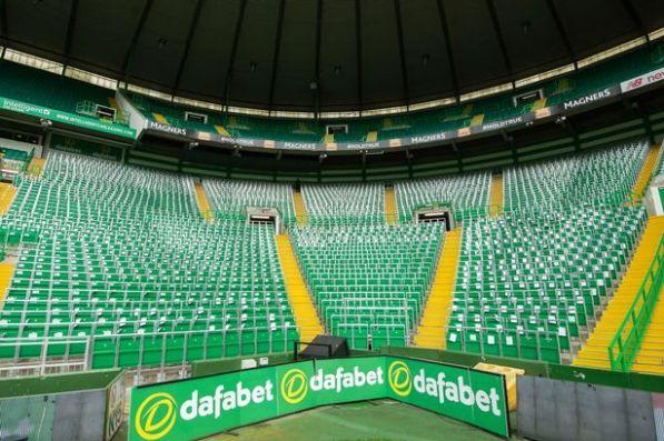 Rail seating celtic