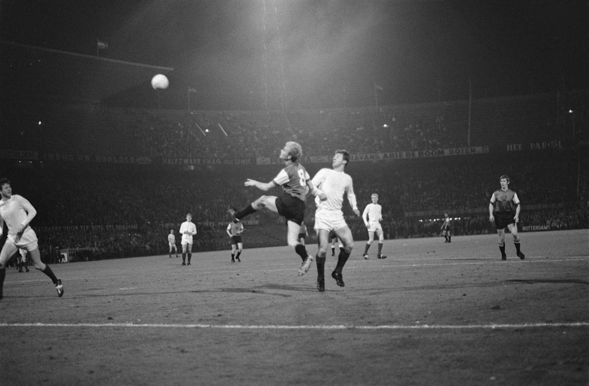 Feyenoord - Reykjavik 1969 (5)