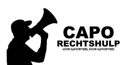 Het logo van Capo Rechtshulp