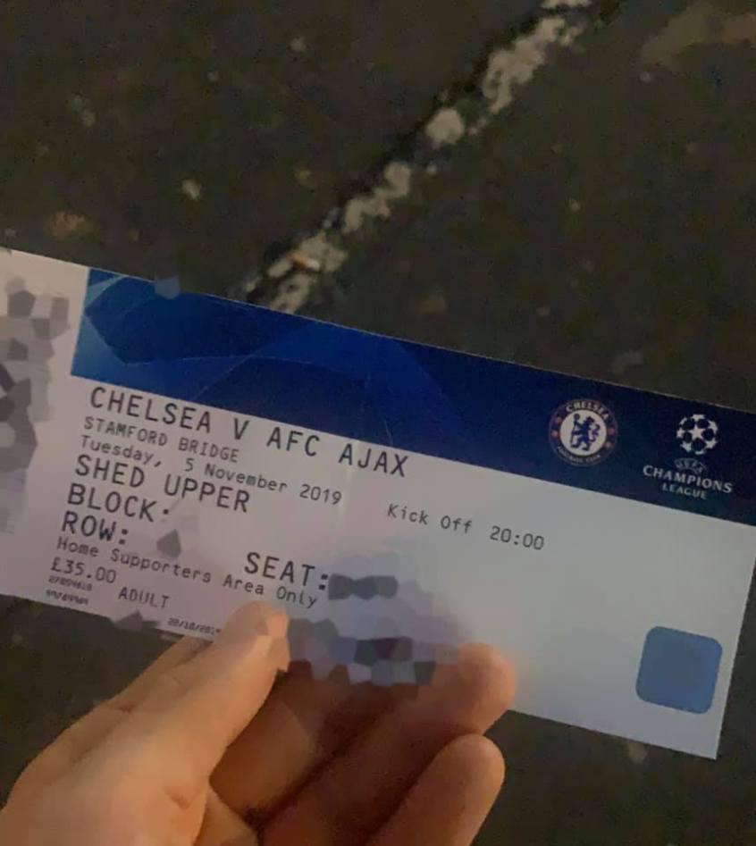 Chelsea uit 5