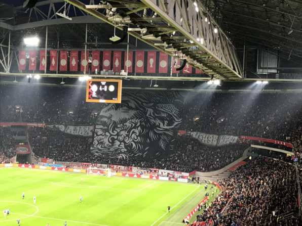 Feyenoord thuis 2