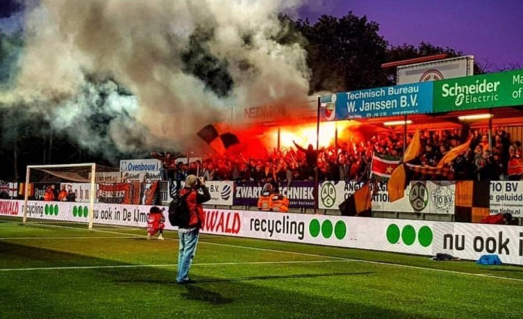 Telstar- FC Volendam, het seizoen van