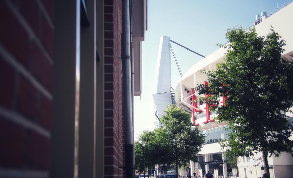 PSV stadion tijdens euro 2000