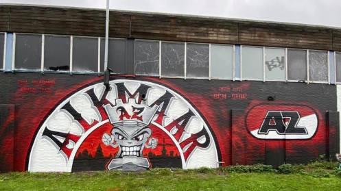 AZ graffiti