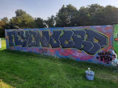 Feyenoord graffiti