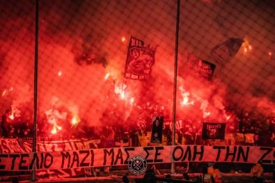 PAOK v Aris - Derby van Noord-Griekenland