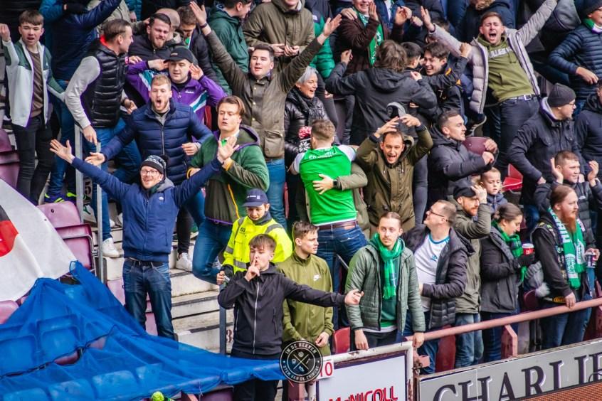 Hearts v Hibs - Edinburgh Derby