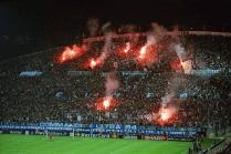 Olympique Marseille - Real Madrid 2003-2004 (via Yelpa Tribune Marseille).