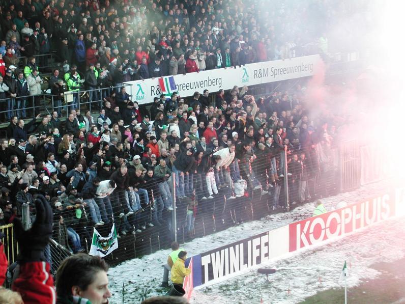 FC Groningen In De Hekken