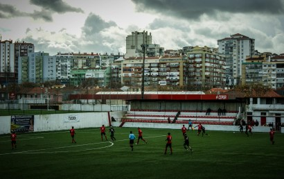 Backdrop FC: Lars Smit