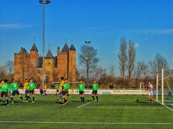 Backdrop FC: Stefan van Leeuwen