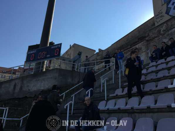 Viktoria Zizkov - Banik Sokolov (Viktoriastadion, Praag).