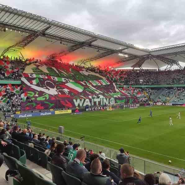 Legia weer kampioen van Polen
