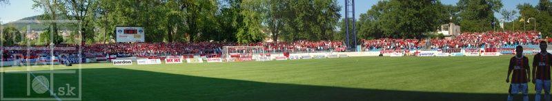 Spartak Trnava-supporters in Nitra (2012, via Ultras.sk).