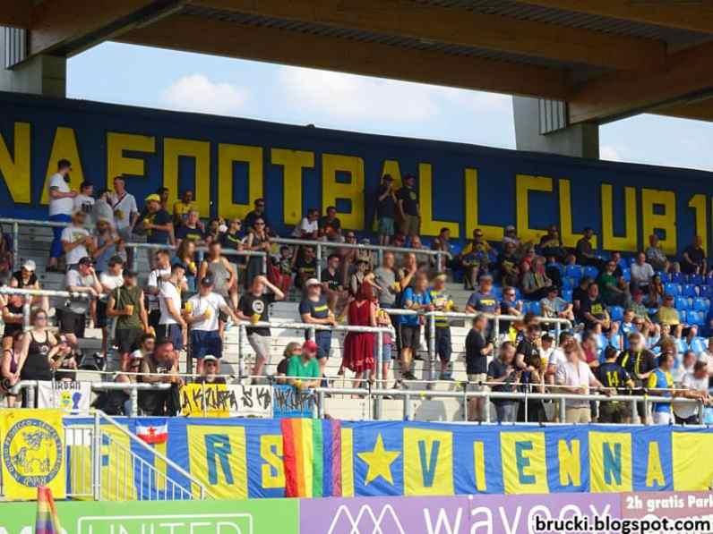first vienna fans