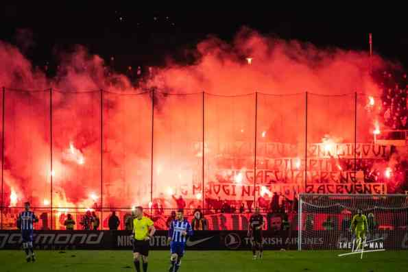 In de Hekken - Derby Days week - Sarajevo Derby - FK Zeljeznicar v FK Sarajevo