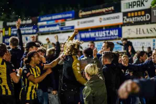 Quick Boys - Rijnsburgse Boys (45)