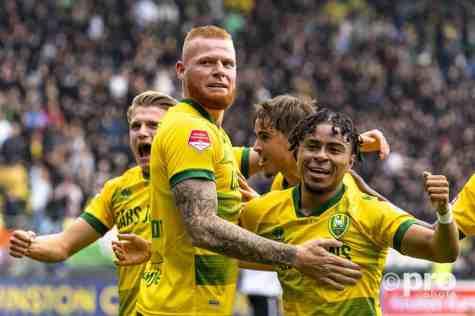 Thomas Verheydt maakt hattrick tegen FC Den Bosch
