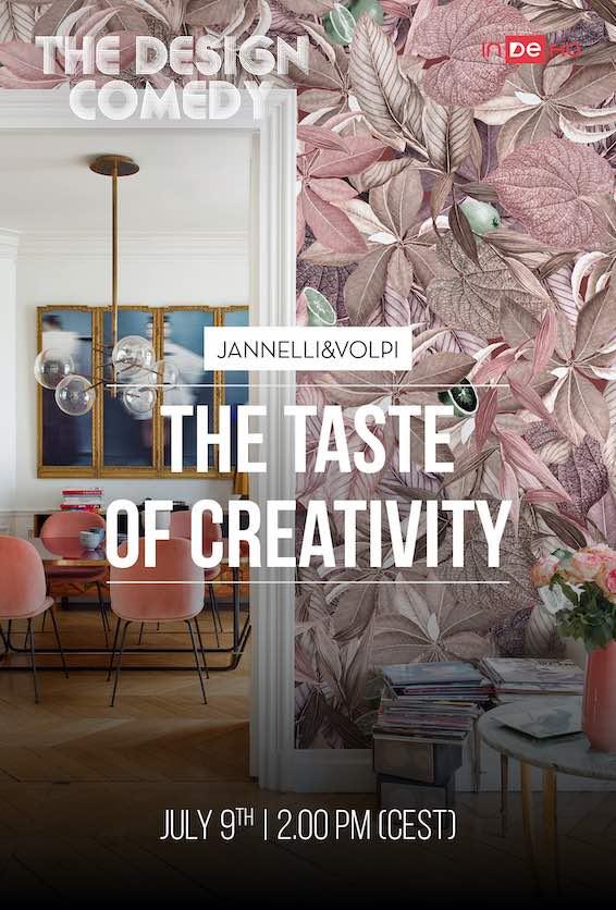 Nata nel 1961, è una delle aziende italiane leader nel campo dei rivestimenti murali e tessuti d'arredo, che propone insieme a selezionati oggetti design. Jannelli Volpi