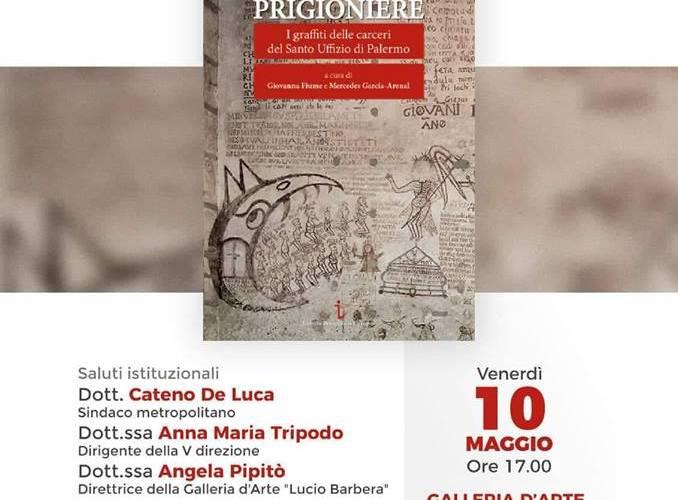 "Naxos Legge presenta ""Parole Prigioniere"""
