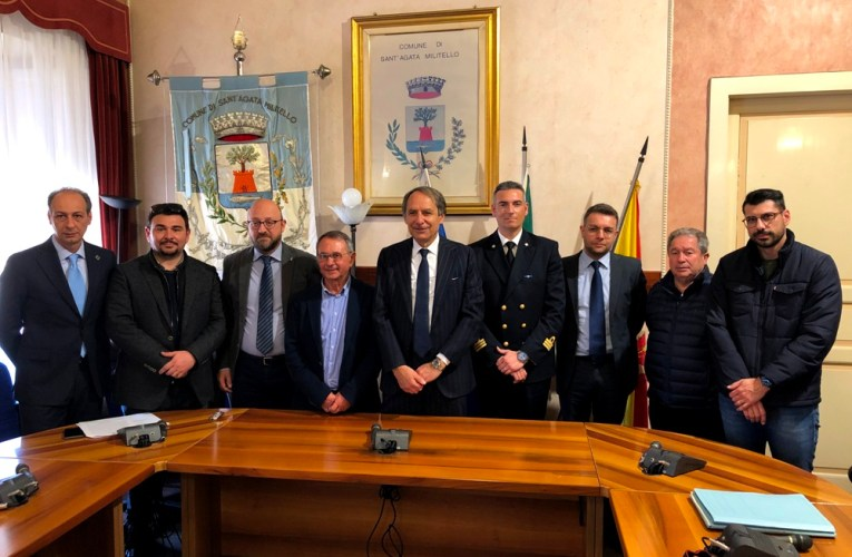 Adeguamento del depuratore consortile di Sant'Agata M.llo ed Acquedolci.
