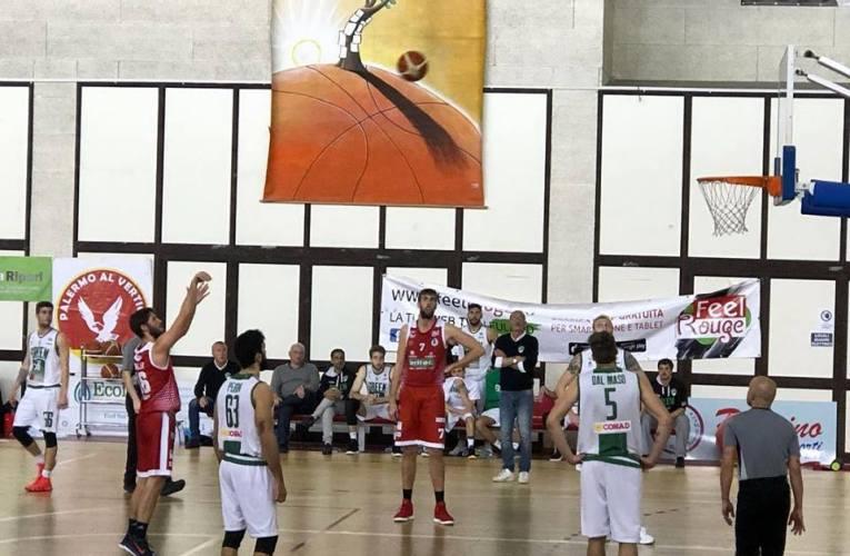 Green Basket Palermo batte la Irritec Costa d'Orlando 93-86
