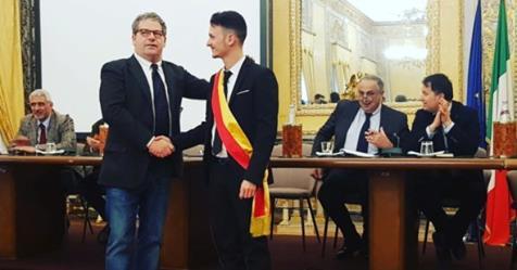 Alessandro Magistro eletto Presidente dell'Assemblea delle consulte giovanili