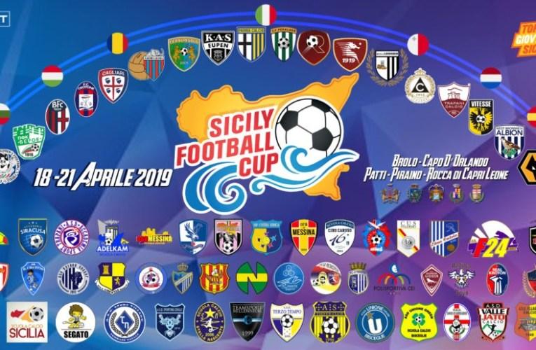Sicily Football Cup. Domani pomeriggio conferenza stampa di presentazione